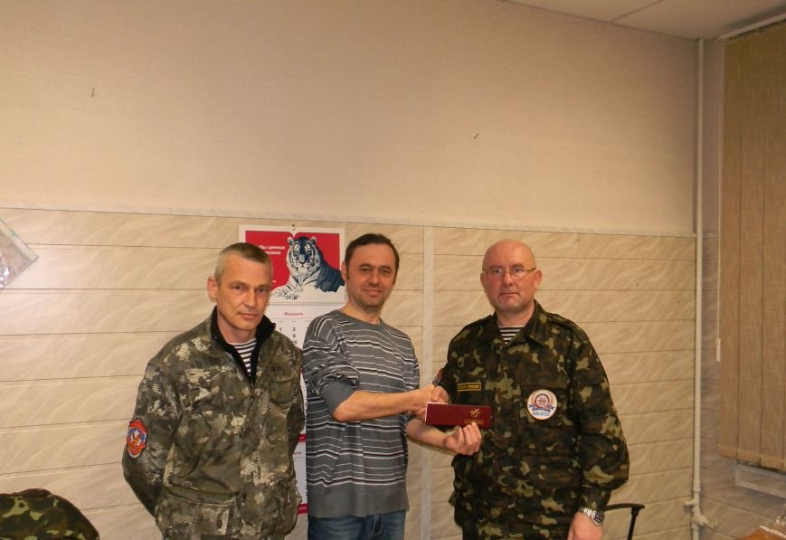 Ялтинский ДОСААФ  принял в свои ряды 21 человека, фото-1