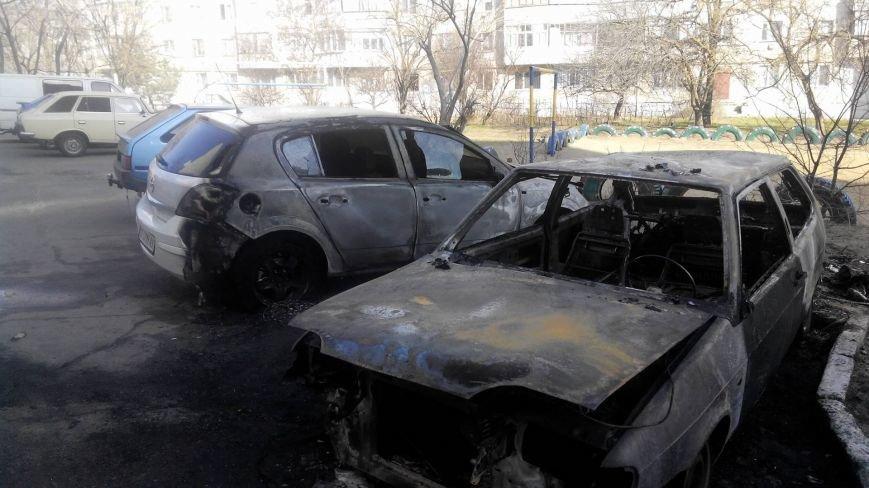 На Херсонщине поджигают автомобили (фото), фото-2