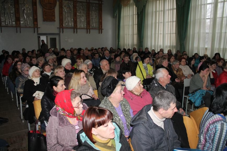 Состоялось заключительное общественное обсуждение социального проекта в ОШ №24, фото-2
