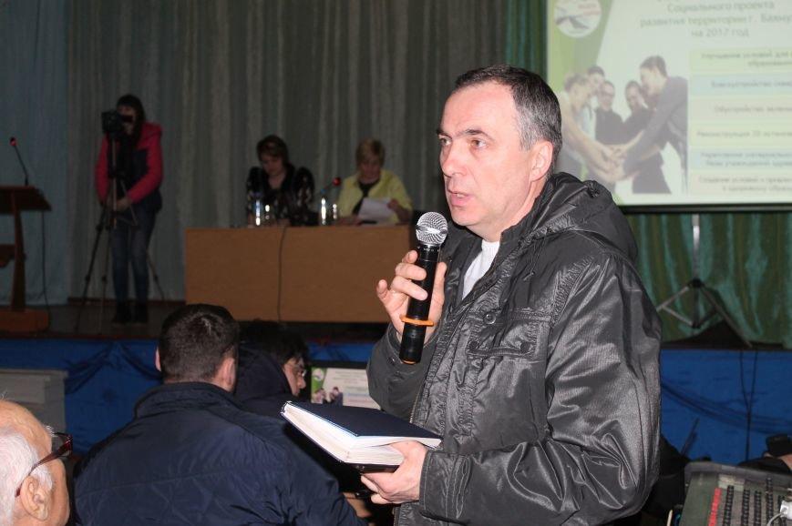 Состоялось заключительное общественное обсуждение социального проекта в ОШ №24, фото-4