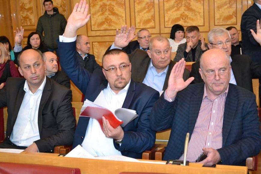 Як закарпатські депутати приймали звернення про ОРДЛО: фото, фото-5
