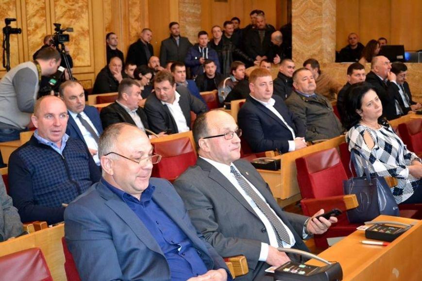 Як закарпатські депутати приймали звернення про ОРДЛО: фото, фото-3