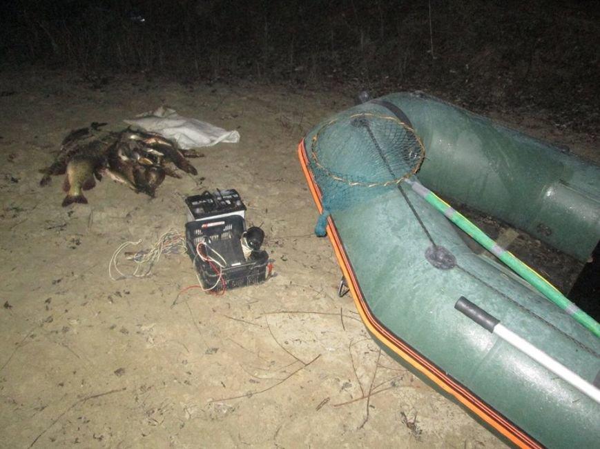 """На Псле браконьер """"ловил"""" рыбу, используя устройство для преобразования электротока (ФОТО), фото-2"""