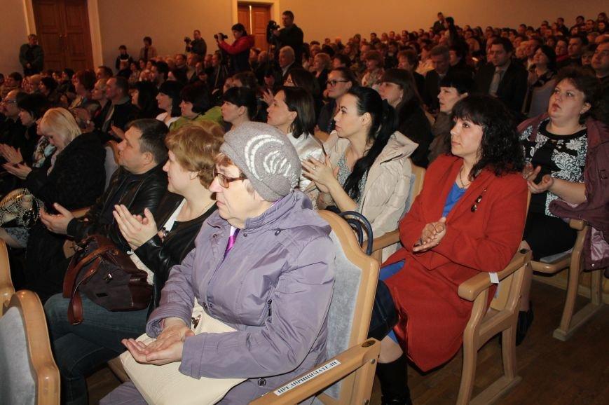 Городской голова Бахмута презентовал приоритеты Социального проекта в 2017 году, фото-1