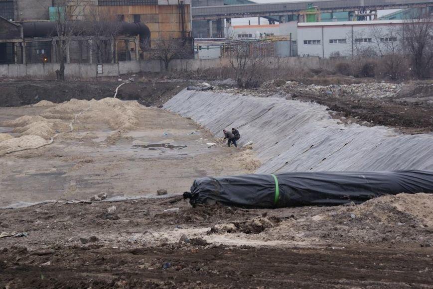 В Каменском достраивают полигон ТБО, фото-4