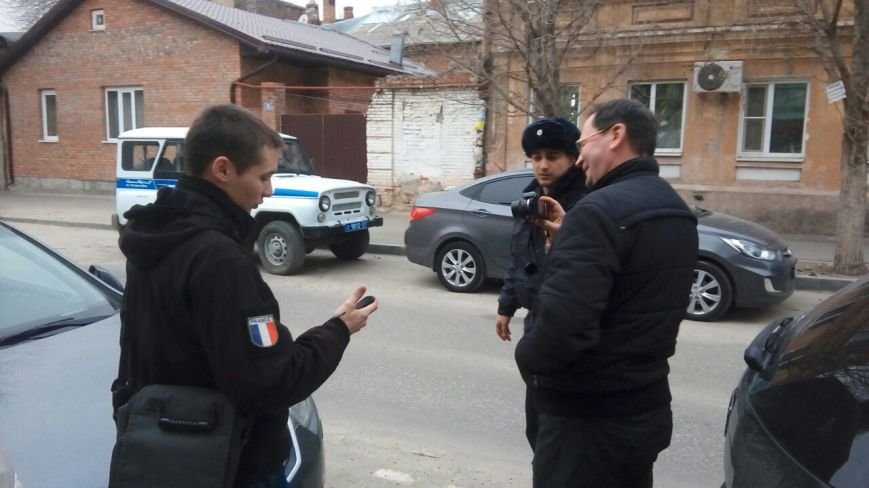 Установка памятного знака жертве красного террора в Ростове не прошла гладко, фото-1