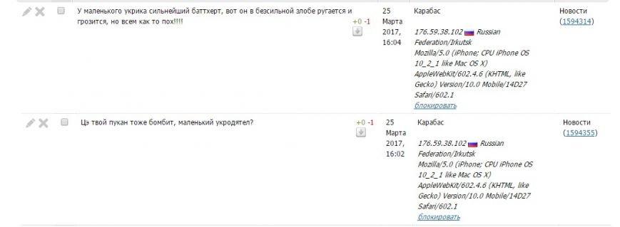 Расследование: кто пишет пророссийские комментарии на 061 и других сайтах сети CitySites, фото-35