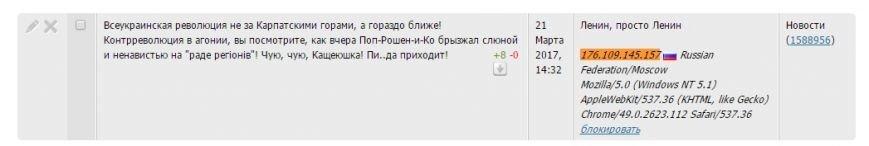Расследование: кто пишет пророссийские комментарии на 061 и других сайтах сети CitySites, фото-26
