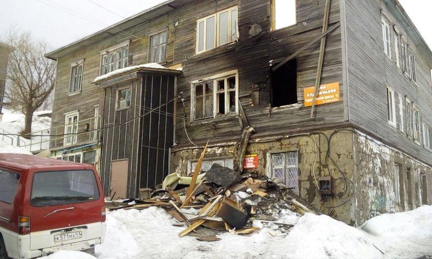 В Петропавловске сгорели две мастерские «Дома Художников», фото-8