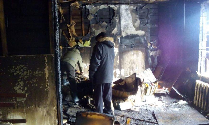 В Петропавловске сгорели две мастерские «Дома Художников», фото-7