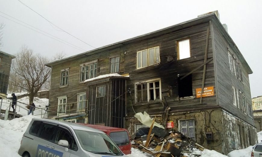 В Петропавловске сгорели две мастерские «Дома Художников», фото-2