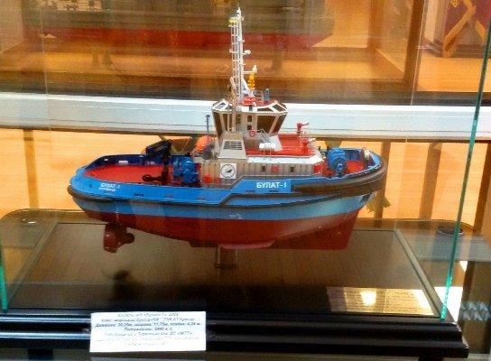 Сегодня Музею истории порта – 47 лет, фото-5