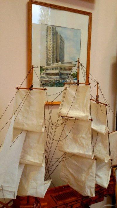 Сегодня Музею истории порта – 47 лет, фото-7