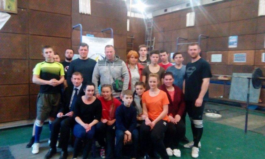 В Херсоні важкоатлети провели відкрите тренування (відео), фото-1