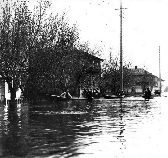 Как это было: фотохроника киевских наводнений, фото-8