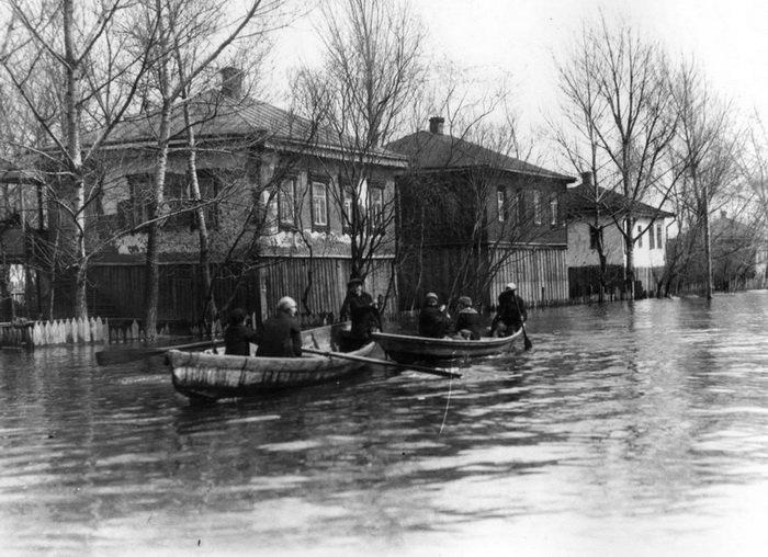 Как это было: фотохроника киевских наводнений, фото-4