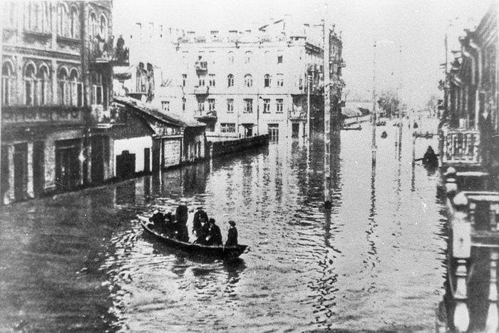 Как это было: фотохроника киевских наводнений, фото-2