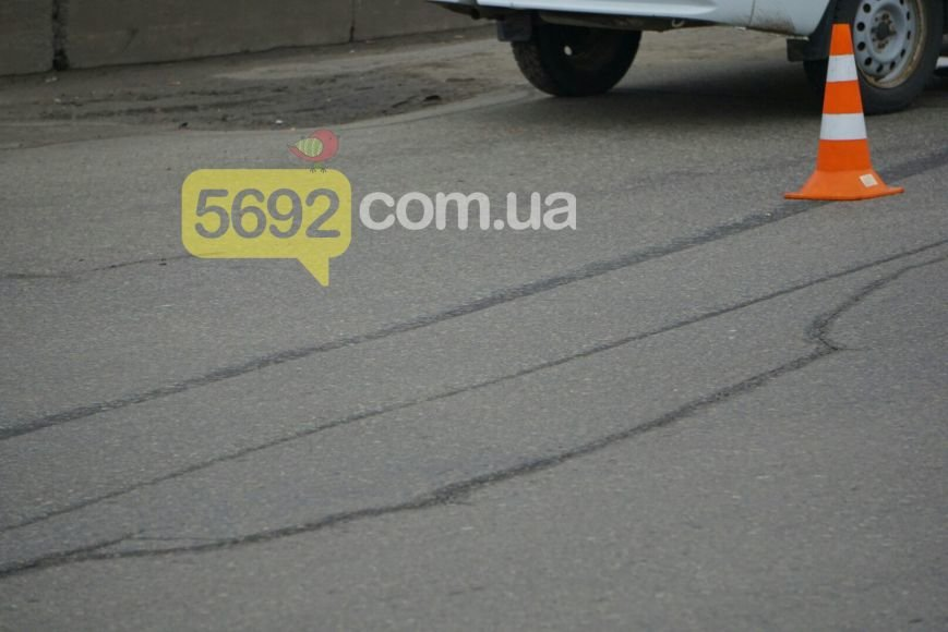 В Каменском на мостовом переходе произошло ДТП, фото-4