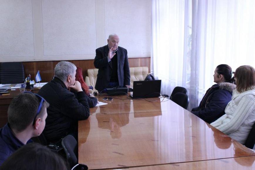 В Херсоне активистов учили взаимодействовать с властью (фото), фото-2