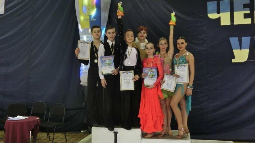 Спортсмени ДЮСШ м.Мирноград виступили на офіційному Чемпіонаті України зі спортивного танцю, фото-5