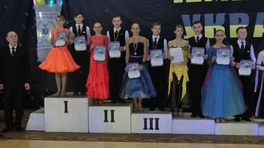 Спортсмени ДЮСШ м.Мирноград виступили на офіційному Чемпіонаті України зі спортивного танцю, фото-4