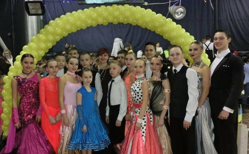 Спортсмени ДЮСШ м.Мирноград виступили на офіційному Чемпіонаті України зі спортивного танцю, фото-3