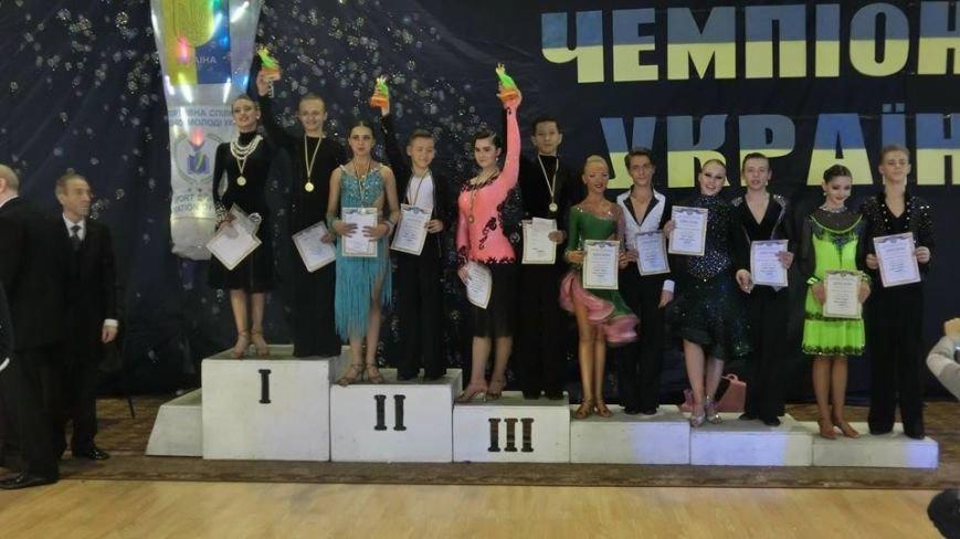 Спортсмени ДЮСШ м.Мирноград виступили на офіційному Чемпіонаті України зі спортивного танцю, фото-2