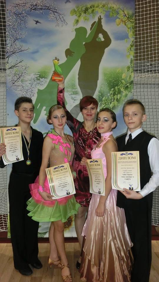 Спортсмени ДЮСШ м.Мирноград виступили на офіційному Чемпіонаті України зі спортивного танцю, фото-7