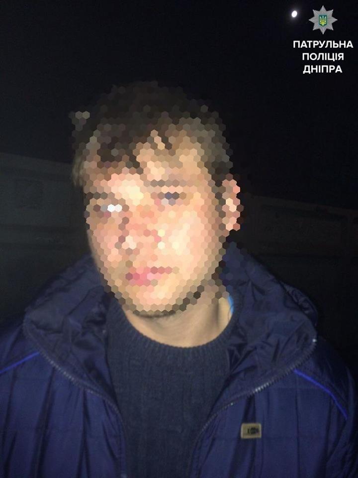 На Днепропетровском вокзале патрульные отлавливали злоумышленников, фото-1