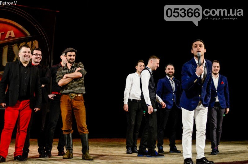 Лига Смеха в Кременчуге: на сцене ГДК в центре Украины соединились восток и запад (ФОТО), фото-7