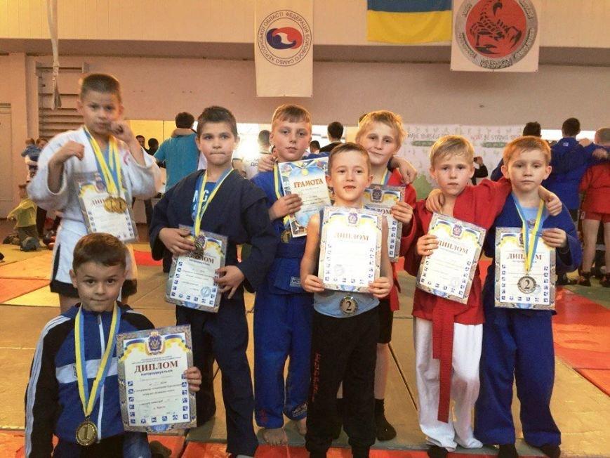 8-летний спортсмен из Херсона покорил всю Украину (фото), фото-4