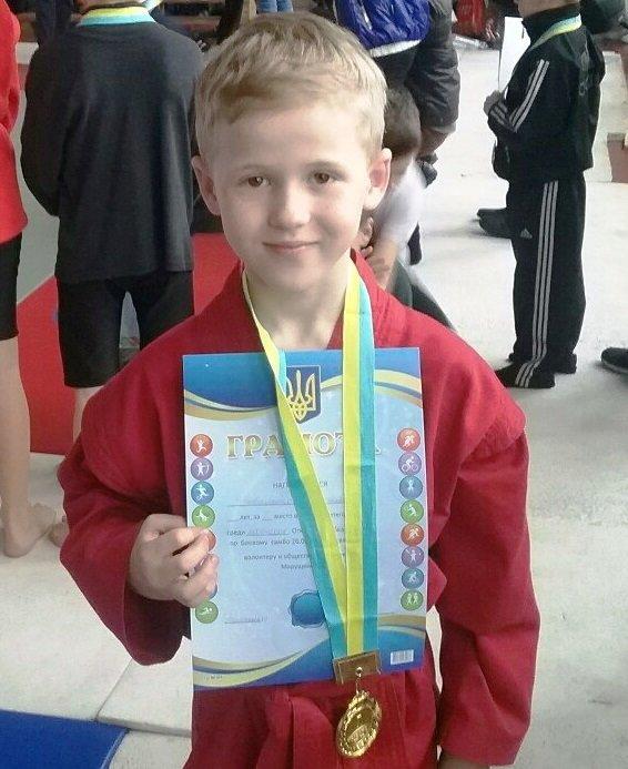 8-летний спортсмен из Херсона покорил всю Украину (фото), фото-2
