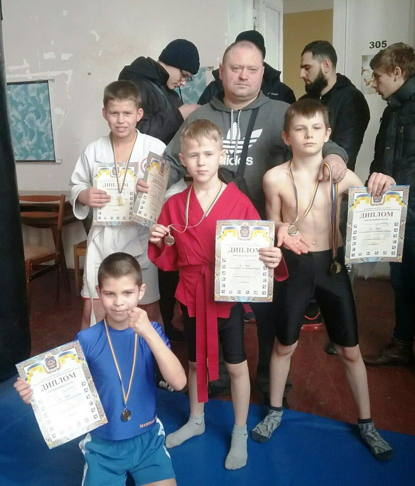 8-летний спортсмен из Херсона покорил всю Украину (фото), фото-3