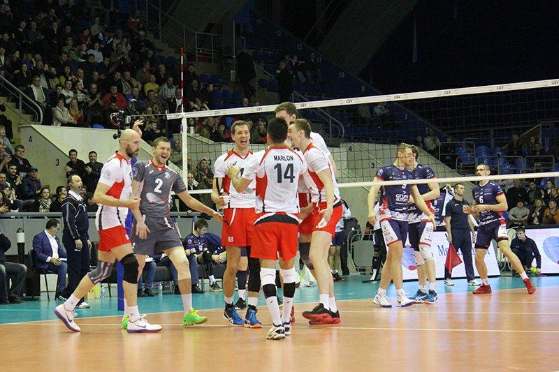 «Белогорье» обыграло польскую «Заксу» в Лиге чемпионов, фото-5