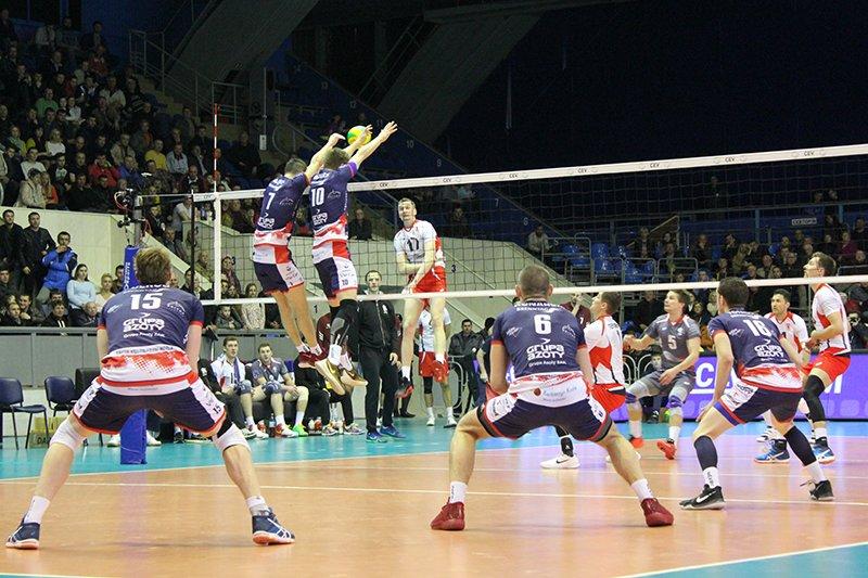 «Белогорье» обыграло польскую «Заксу» в Лиге чемпионов, фото-1