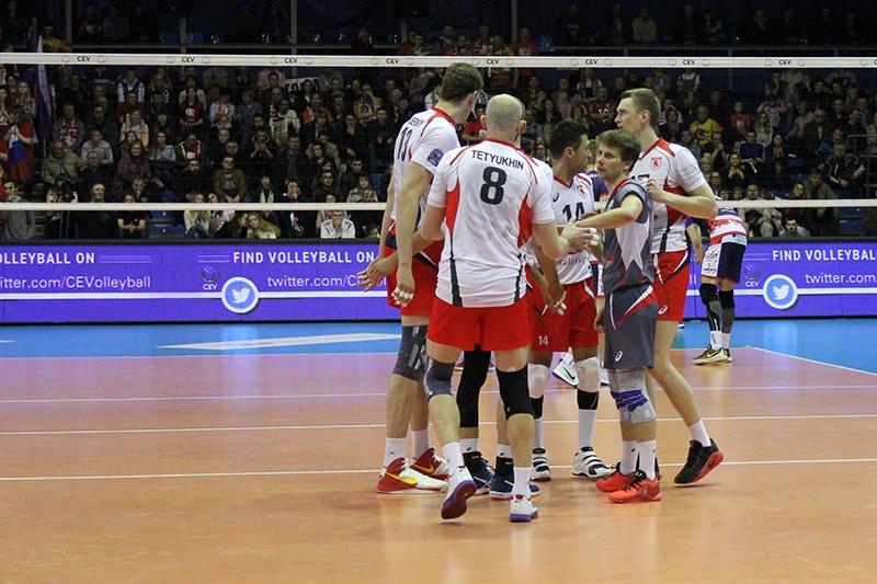 «Белогорье» обыграло польскую «Заксу» в Лиге чемпионов, фото-9