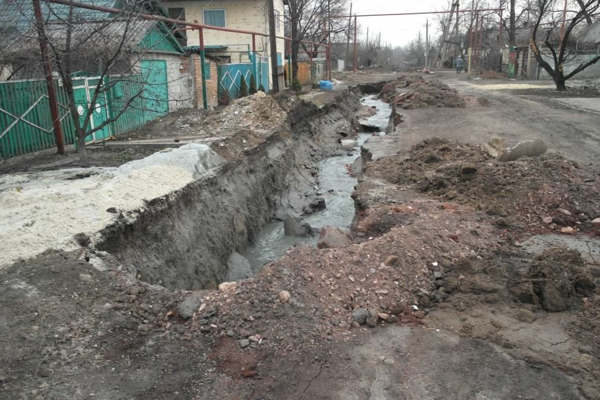 В Мирнограде улица может уйти под землю. Жители опасаются за свою жизнь, фото-8