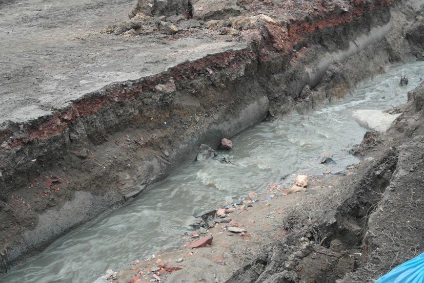 В Мирнограде улица может уйти под землю. Жители опасаются за свою жизнь, фото-9