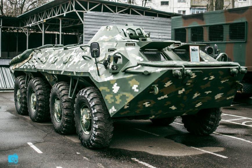 Сегодня у кременчугской национальной гвардии Украины День открытых дверей (фото и видео), фото-3