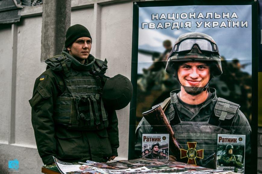 Сегодня у кременчугской национальной гвардии Украины День открытых дверей (фото и видео), фото-4