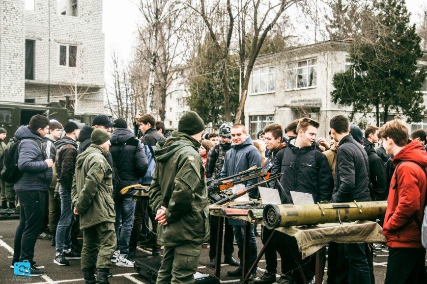 Сегодня у кременчугской национальной гвардии Украины День открытых дверей (фото и видео), фото-6