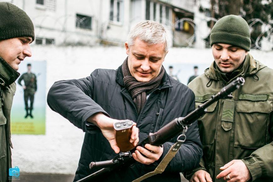 Сегодня у кременчугской национальной гвардии Украины День открытых дверей (фото и видео), фото-1