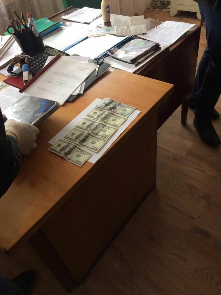 На Херсонщині, затриманий за хабар заступник начальника одного із виправних закладів, вніс заставу у розмірі 128 тис. гривень, фото-1