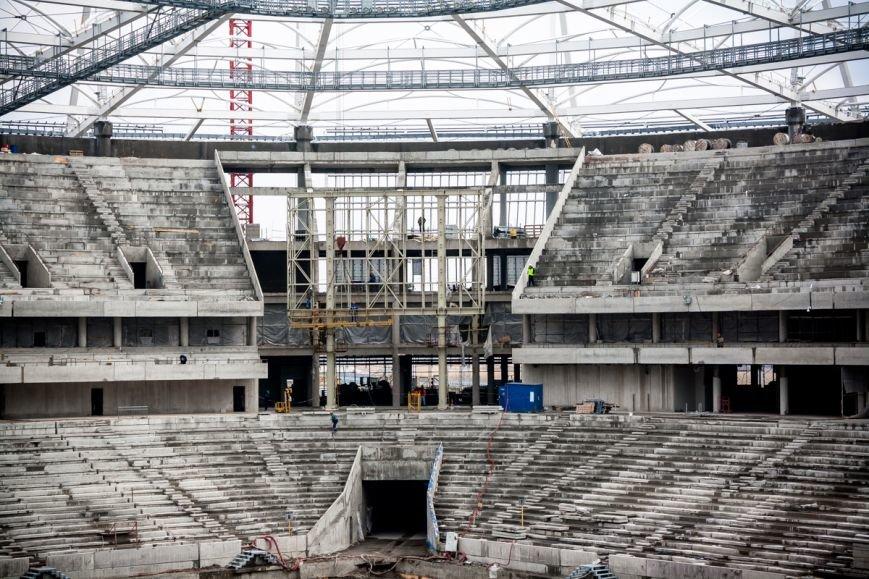 """""""Ростов-Арена"""" на Лебердоне: меньше года до окончания строительства, фото-12"""