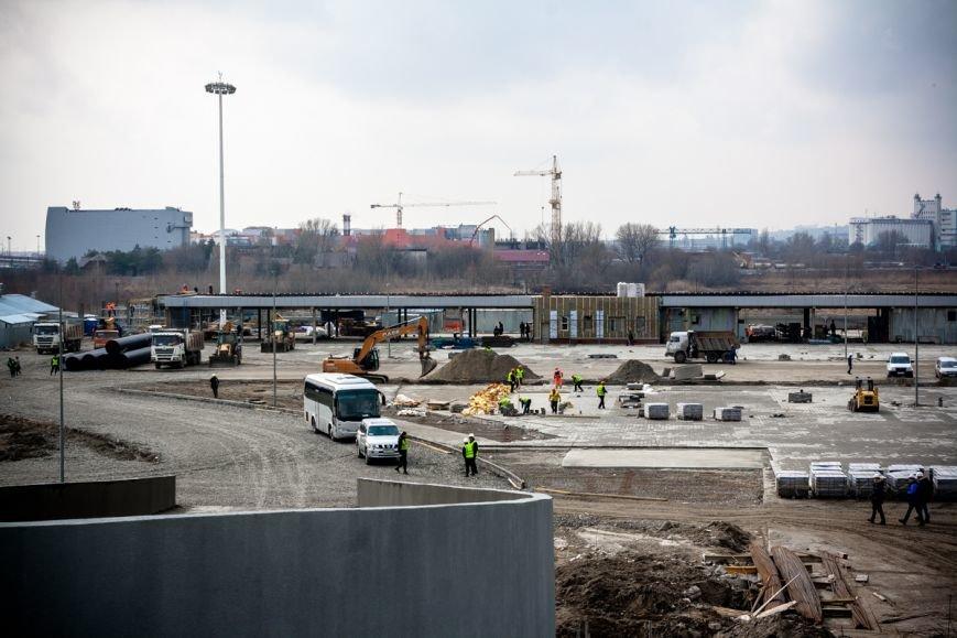 """""""Ростов-Арена"""" на Лебердоне: меньше года до окончания строительства, фото-3"""