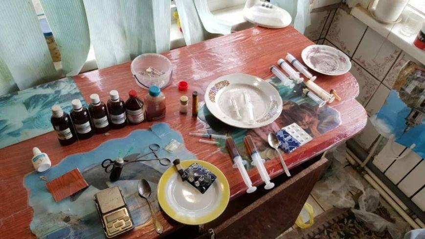 Кременчужанин превратил свою квартиру в лабораторию по производству наркотика (ФОТО), фото-4