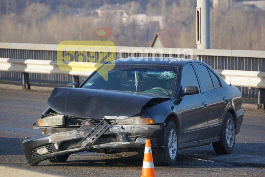 В Каменском вследствие ДТП на мосту пострадал велосипедист, фото-3