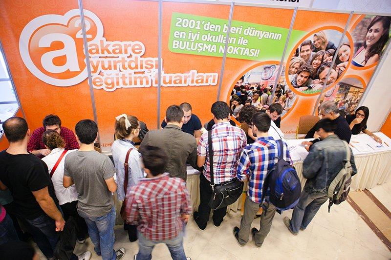 Как получить образование за рубежом? Узнай на выставке в Киеве 31 марта, фото-1