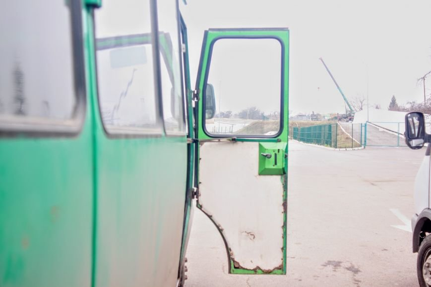 Ревізія ужгородських «маршруток» №10: конфлікт у «ПАЗі», сповідь 3-х водіїв і прохання пенсіонерки (ФОТОРЕПОРТАЖ), фото-4