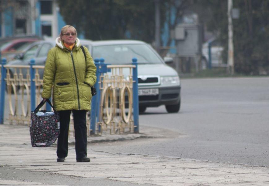 Ревізія ужгородських «маршруток» №10: конфлікт у «ПАЗі», сповідь 3-х водіїв і прохання пенсіонерки (ФОТОРЕПОРТАЖ), фото-9
